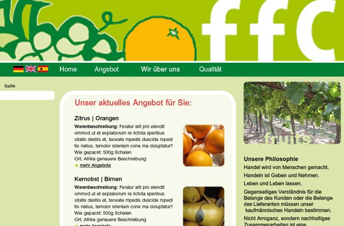 Fresh Fruit Company