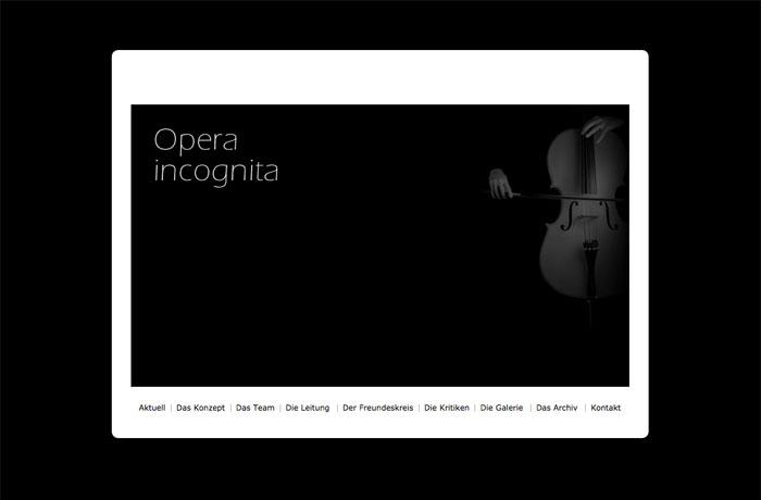Opera Incognita
