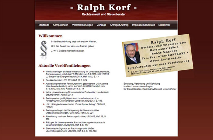 Ralph Korf